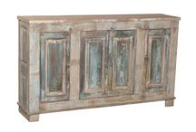 | Sideboards Lowboards Highboards Kommoden | / Dekorative Sideboards, Lowboard & Kommoden im Vintage-, Industrial- und Retrolook.