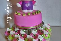 b hello kitty / idee per compleanno