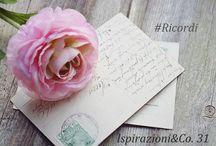 Ispirazioni & Co. - Ricordi