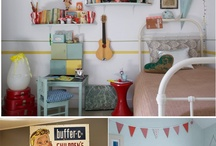 Kids rooms / Decorating for the little ones.