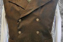 Vest garment