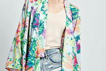 Summer Fashion / Brights/Neons/Florals