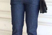 Moda jean Jenny