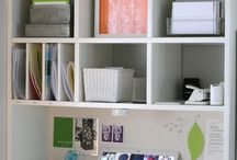 Home Office Ideas / by Melissa Cassell