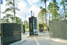 Houston Memorials & Cemeteries
