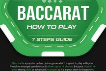 How to Play Baccarat for Dummies :) / For those who desperately try to sort out how to play baccarat online. Learn from the following step by step visual guide. Enjoy!