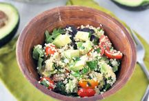 Food - Vegan - Salads