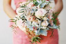 Hand Bouquet / Inspiration of spring, summer, autumn& winter hand bouquets