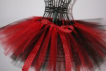 Tutu skirts and wreaths