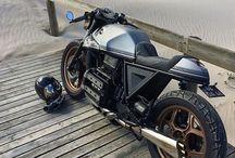 Cafe Racers / BMW K75-100