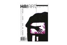 Ha!art magazine 31 / 2010, design Aleksandra Toborowicz & Dagmara Berska