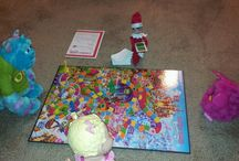 Elf on the shelf / by Kelly Pillot