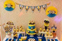 fiesta Minions