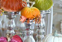 Autumn or Halloween
