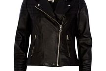 Black Leather Perfection / Perfect Leather Jacket