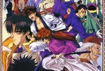 My Heroes When I Was A Kid - Rurouni Kenshin