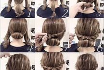 Frisuren/Pflege