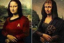 Star Trek / by Elena Mutter-Child
