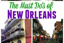 Louisiana Traveler's Delights
