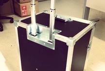 Flight-cases / Photos des flight case que nous avons fabriqués.