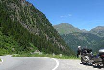 Alpes Austríacos - Viagens de mota