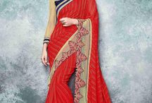 2201 Solitaire 7 Charming Saree