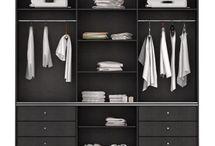 Closet/Placard/Ropero/Armario
