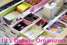 Organize EVERYTHING! / by Julie Davis