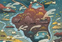 Alex Mathers / Illustrations and Ideas from Writer and Illustrator Alex Mathers
