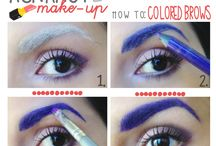 Wacky make-up