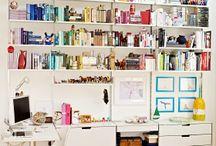 Book Shelves / by T. Stevenson