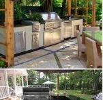 Outdoor kuchyn