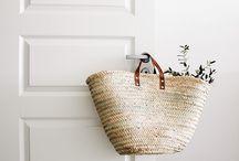 strawbags - baskets - hats