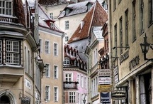 Estonia / Estonia isn't big, but it packs a punch. Follow along to explore one of Europe's most exciting emerging travel destinations including the medieval capital of Tallinn.