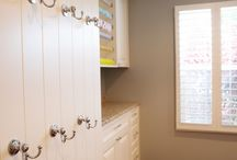 Wash Room Cabinetry