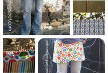 Patrones / patrones de ropa / by MARTA CASADEMONT