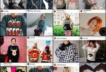 #teamcolorfull / Idées de looks Avec mes copines instagrameuses