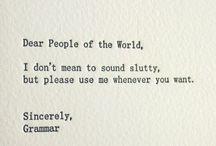 Grammar Geek