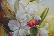 pintura tela