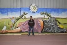 CT mural artist