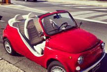 Fiat 500 / Proud owner of a 2013 Fiat 500c :) Here you can find #fiat500 #vintage500 #fiat500c #500intheworld