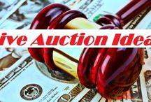 Live Auction Ideas