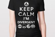 Divergent Keep Calm And Carry On