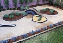 Backyard Car Track / by Maggie Muggins
