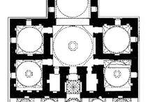 Erken Osmanlı Dönemi Mimari Planları