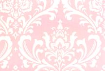Blush Fabric Samples / by Ooh Baby
