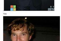 Cumbercookie / Benedict Cumberbatch