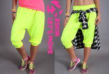 #DANCEwear / odzież do tańca, ubrania na zumbe dancing pants, dancing clothes,