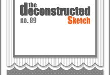Deconstructed sketch challenge