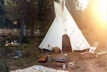 tents / by Krissy Osborne